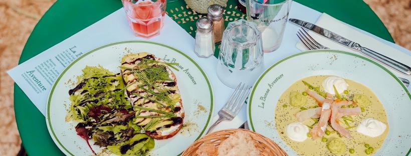 Restaurant La Bonne Aventure à Granville