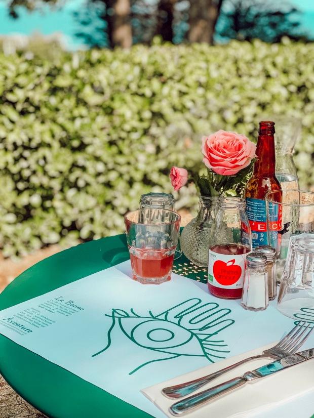 La Bonne Aventure Salon de Thé à Granville