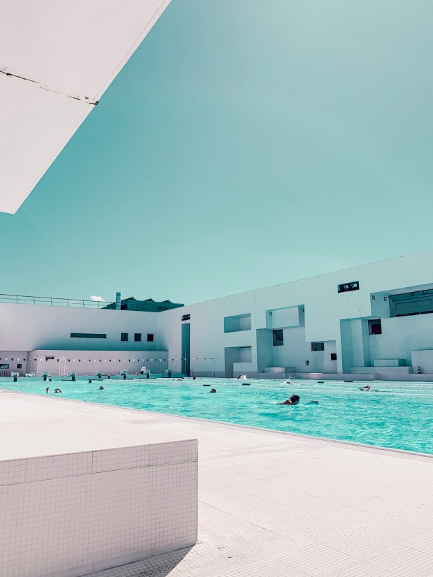 Lieu de cinéma en Normandie la piscine les baons des docks le havre