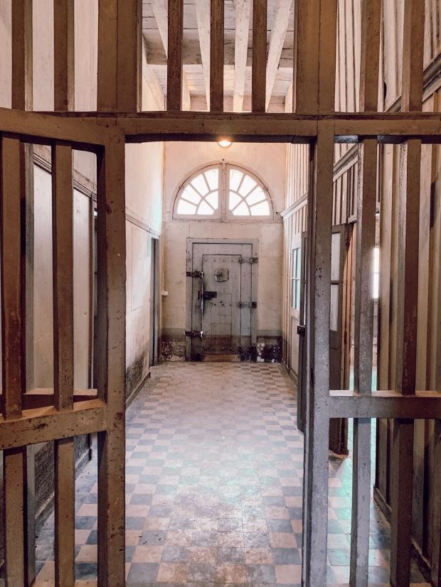 Visiter la Joyeuse Prison lieu de tournage de Cinéma à Pont l'Evêque