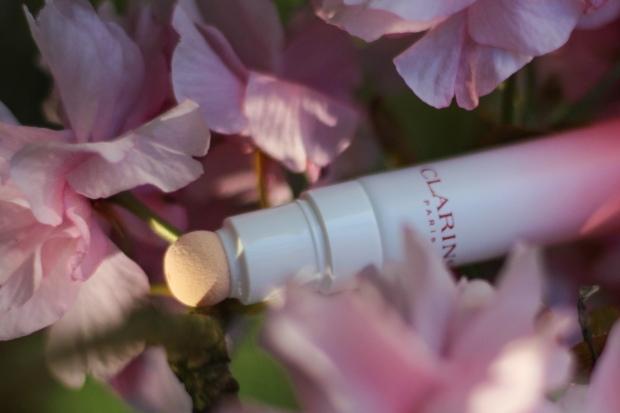 Application et résultats du Lip Milky Mousse Clarins
